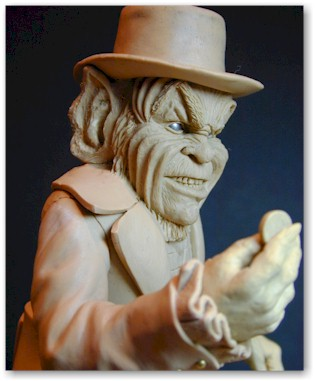 Leprechaun Sculpture